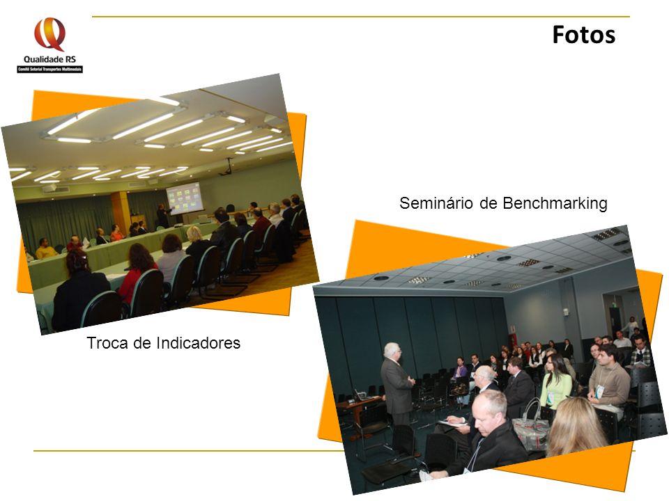 Troca de Indicadores Seminário de Benchmarking Fotos