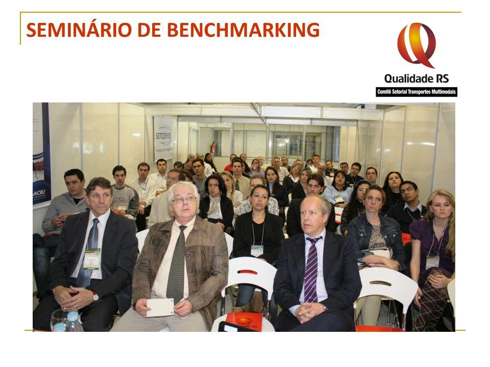 SEMINÁRIO DE BENCHMARKING S