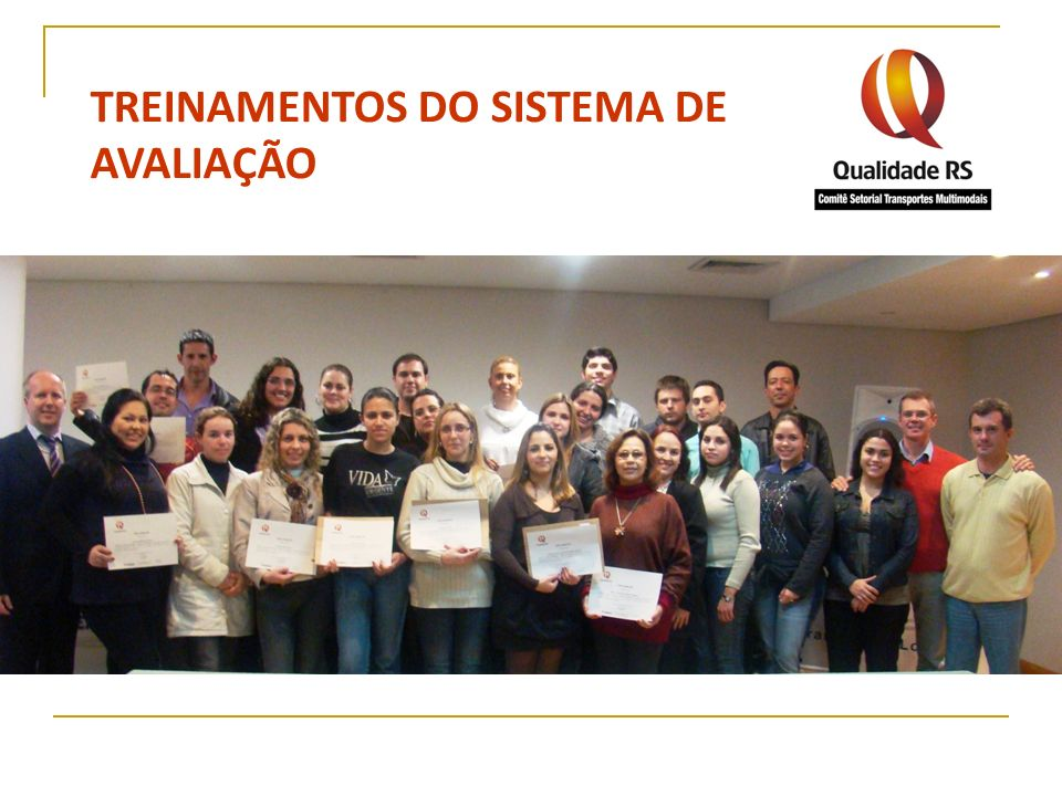 WORKSHOP Este workshop foi realizado em parceria com a ANTP e teve como objetivo promover o prêmio da ANTP entre os participantes do comitê uma vez que as empresas vencedoras do prêmio desde 2003 pertencem ao Comitê como Expresso Medianeira, Viação Belém Novo e Viamão.