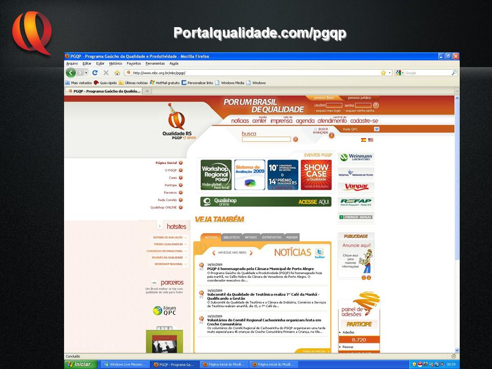 Portalqualidade.com/pgqp