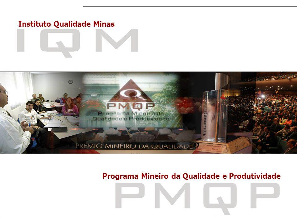Programa Mineiro da Qualidade e Produtividade Instituto Qualidade Minas