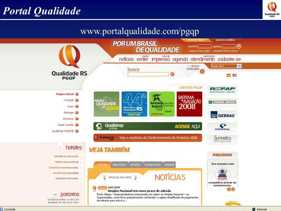www.portalqualidade.com/pgqp Portal Qualidade