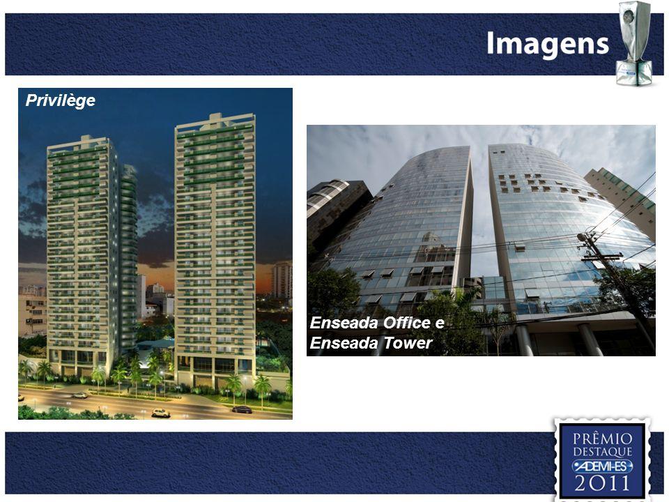Enseada Office e Enseada Tower Privilège