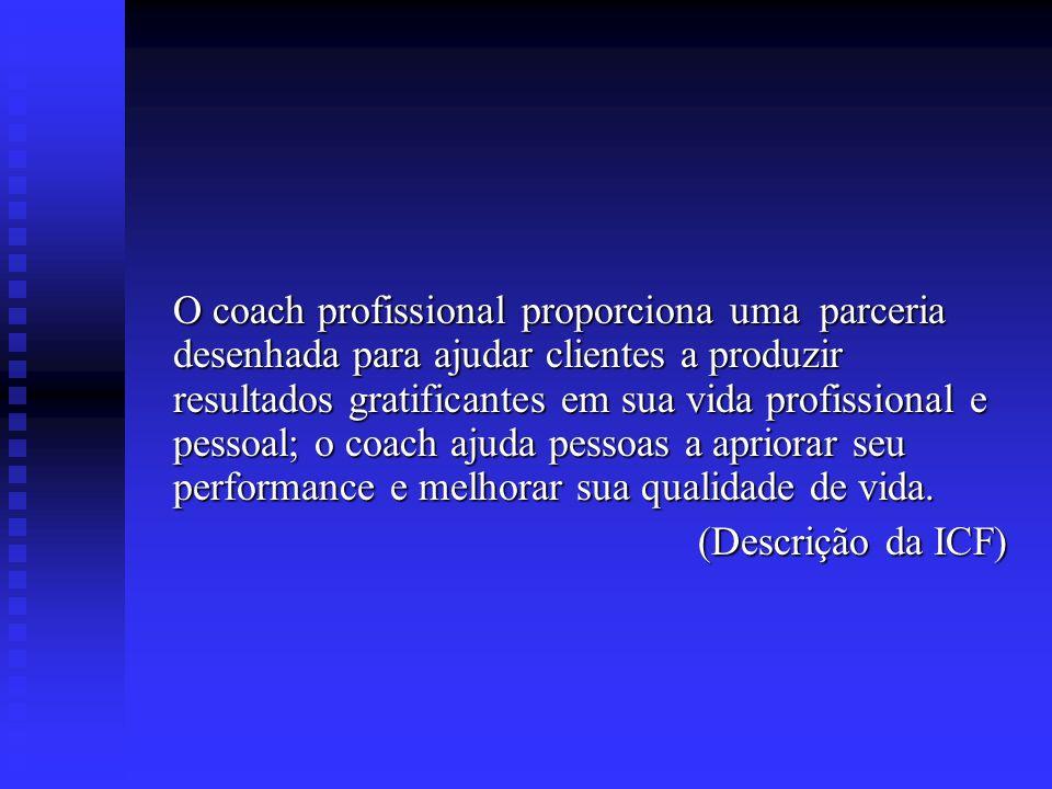 Coaching – a atividade Coaching – a atividade Coach – o profissional Coach – o profissional Coachee – o cliente Coachee – o cliente