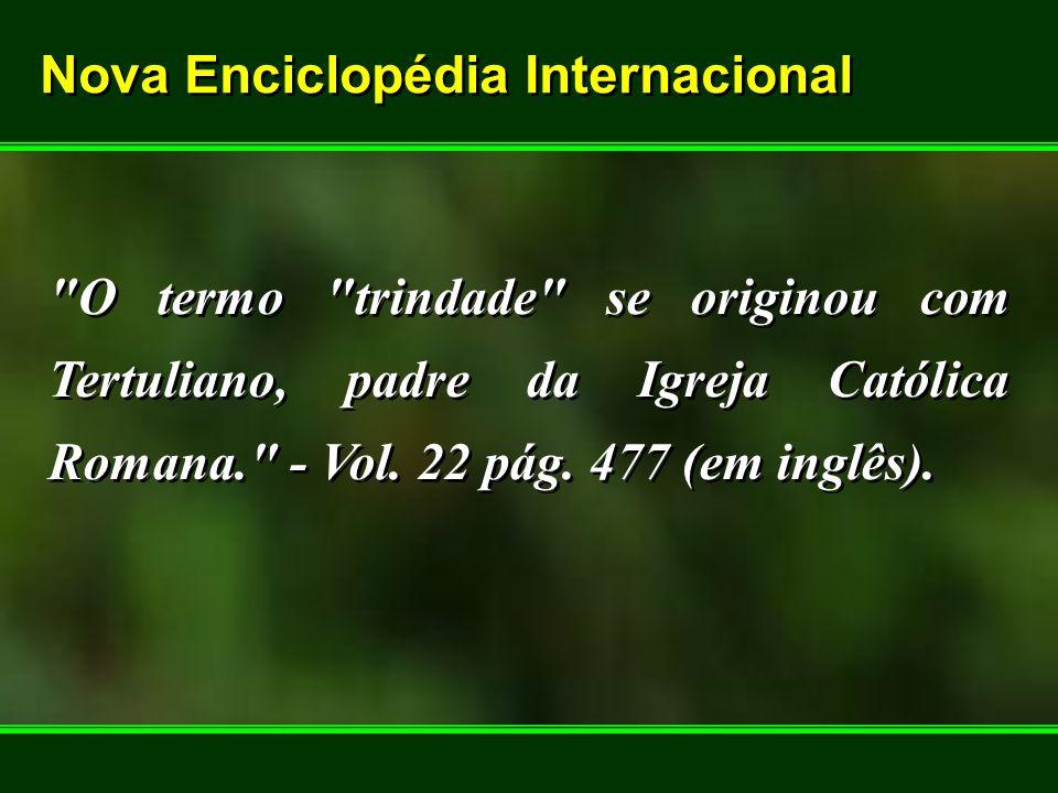 Nova Enciclopédia Internacional Nova Enciclopédia Internacional