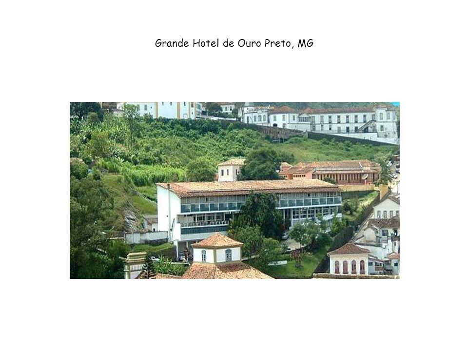 Grande Hotel de Ouro Preto, MG