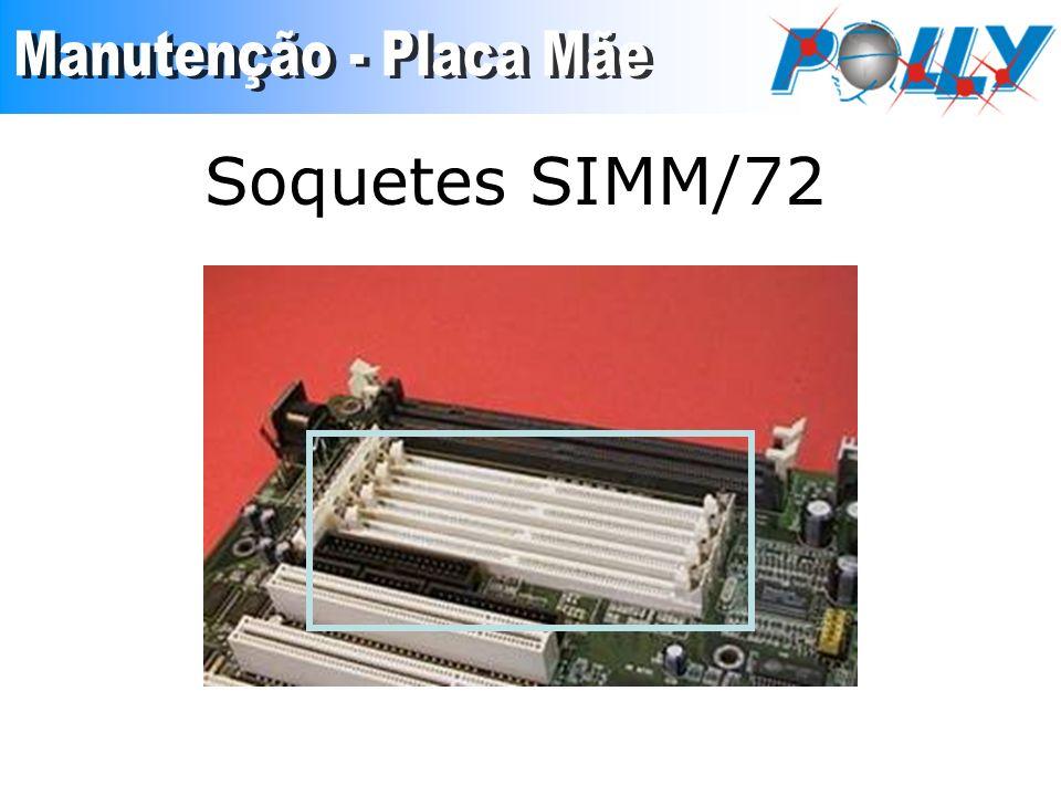 Soquetes SIMM/72