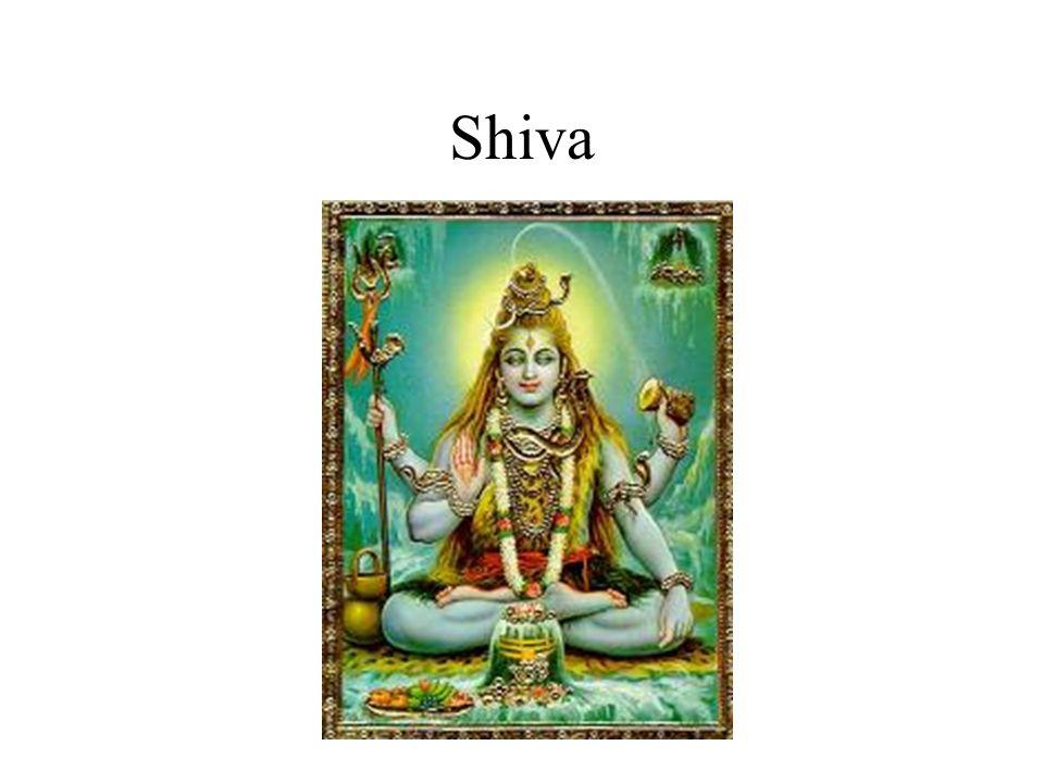 Vishnu Shiva Brahma