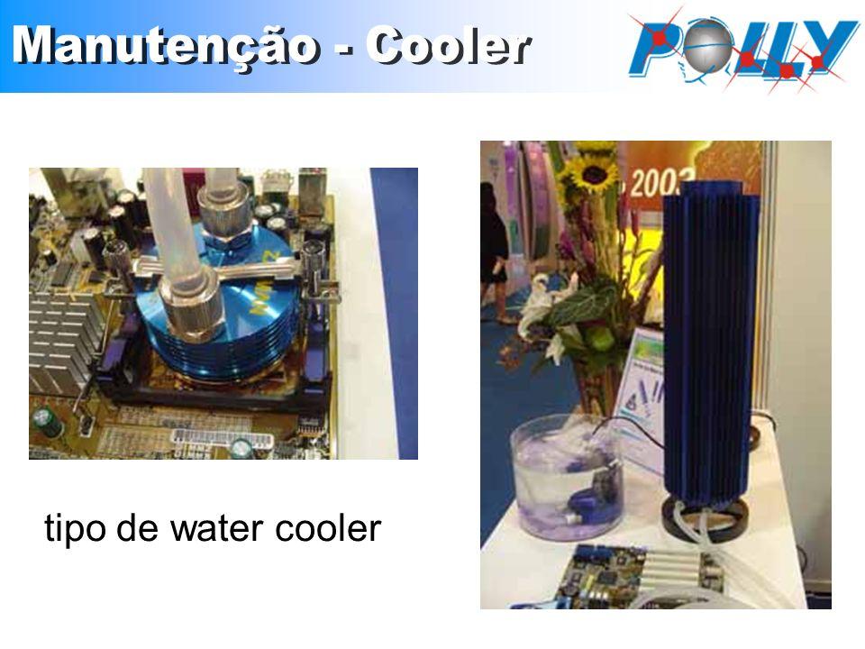 tipo de water cooler