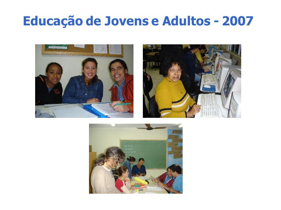 Objetivo Geral Projeto Político Pedagógico - 2007 Mediar ações educativas, reunindo cidadãos em contínua transformação, em um ambiente de respeito e fraternidade em prol da construção coletiva de um mundo justo para todos.