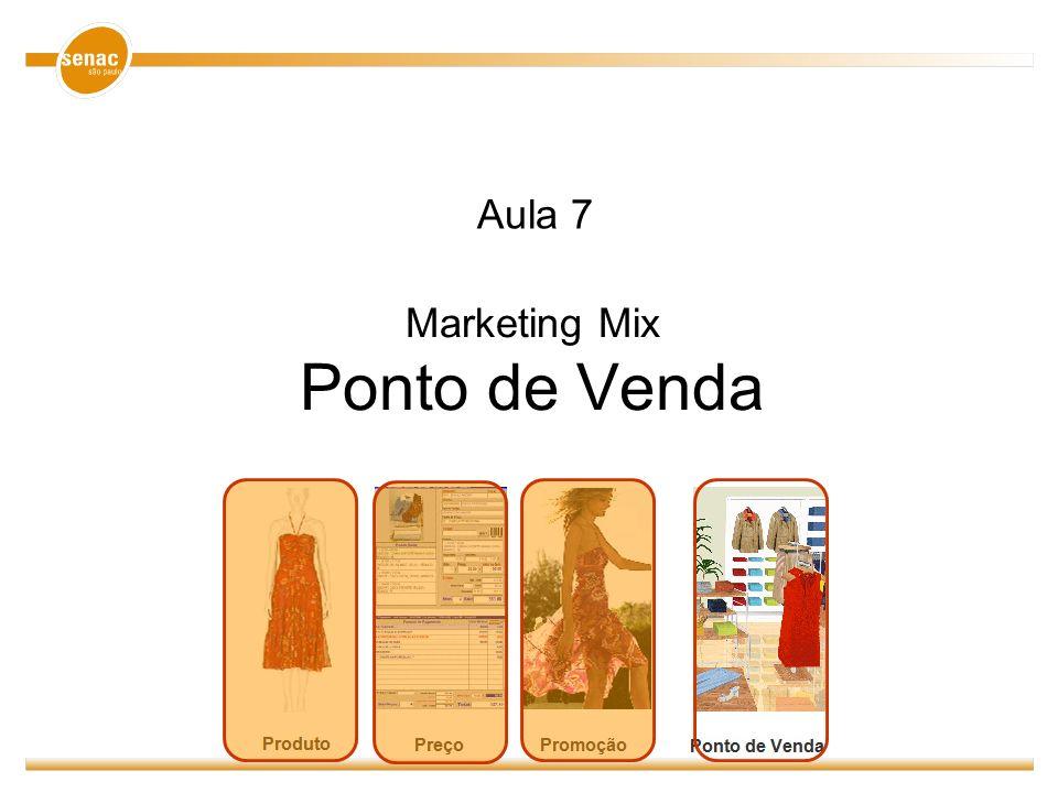 Marketing Mix Ponto de Venda Aula 7