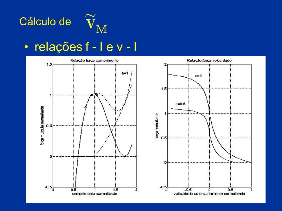 37 Cálculo de relações f - l e v - l