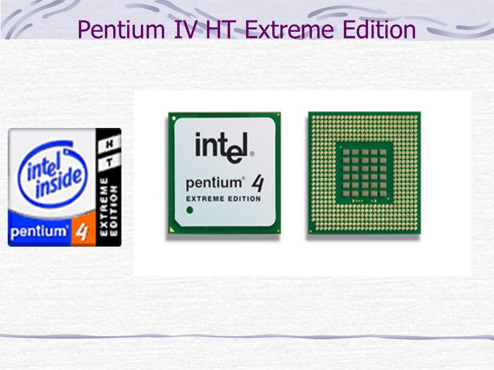 Pentium IV HT Extreme Edition
