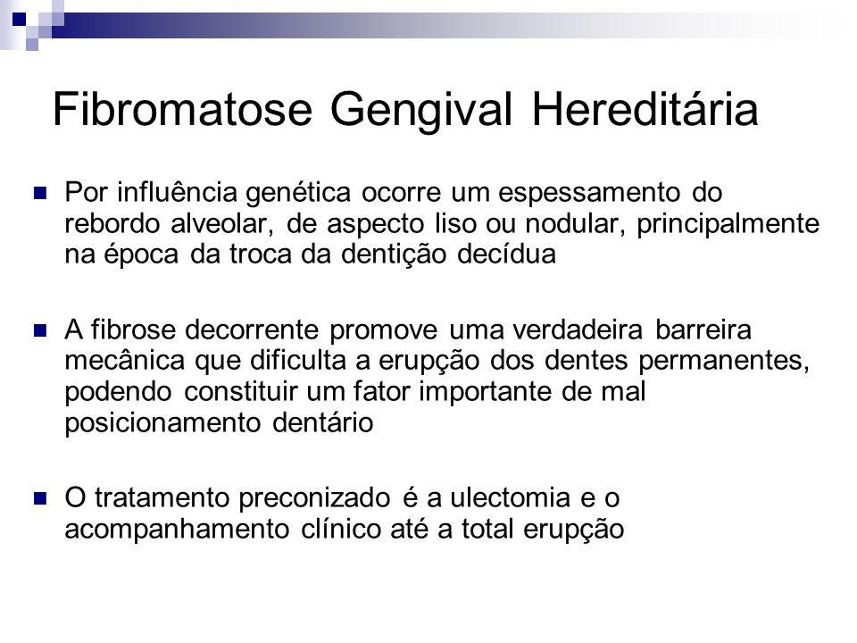 Relato de Caso Dois casos de FGH afetando duas pacientes jovens pertencentes a uma mesma família portadora da alteração, da cidade de Areado - Minas Gerais