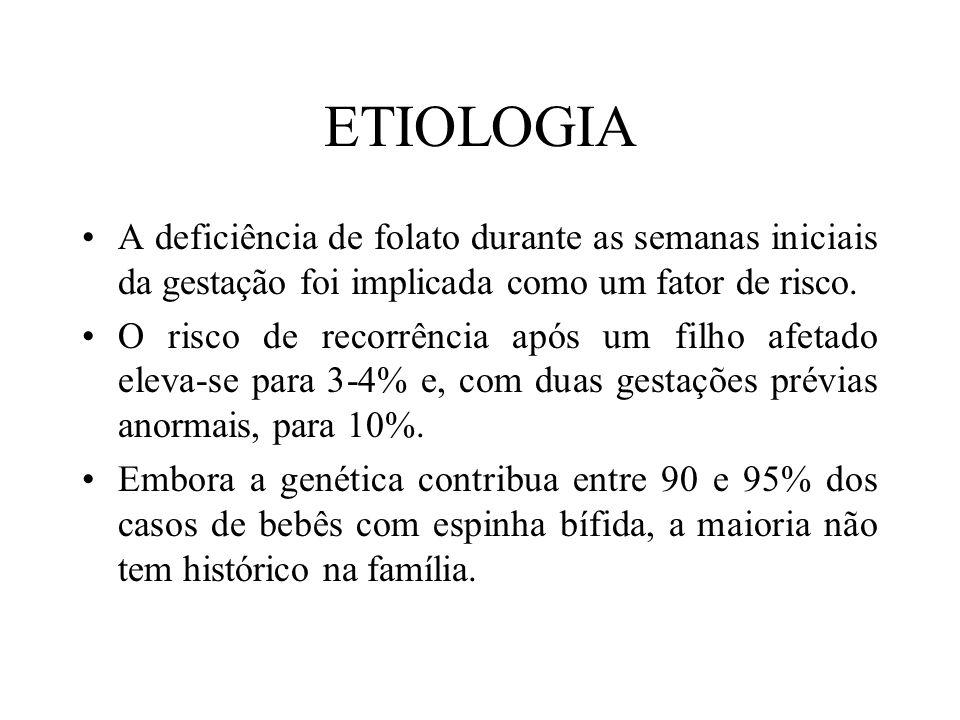 ETIOLOGIA Fatores nutricionais e ambientais desempenham um papel indubitável na etiologia.