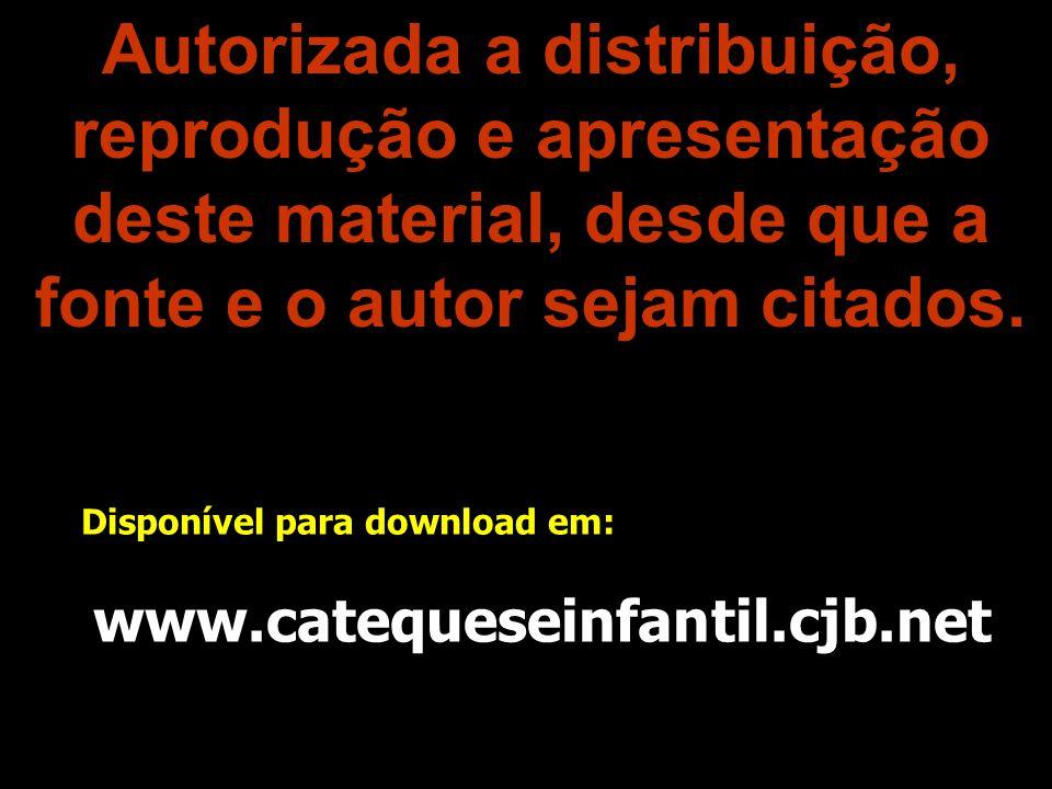 Autorizada a distribuição, reprodução e apresentação deste material, desde que a fonte e o autor sejam citados. Disponível para download em: www.cateq