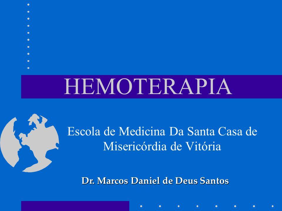 Avanços tecnológicos e científicos Facilitam a vida dos que recebem hemocomponentes ou derivados.