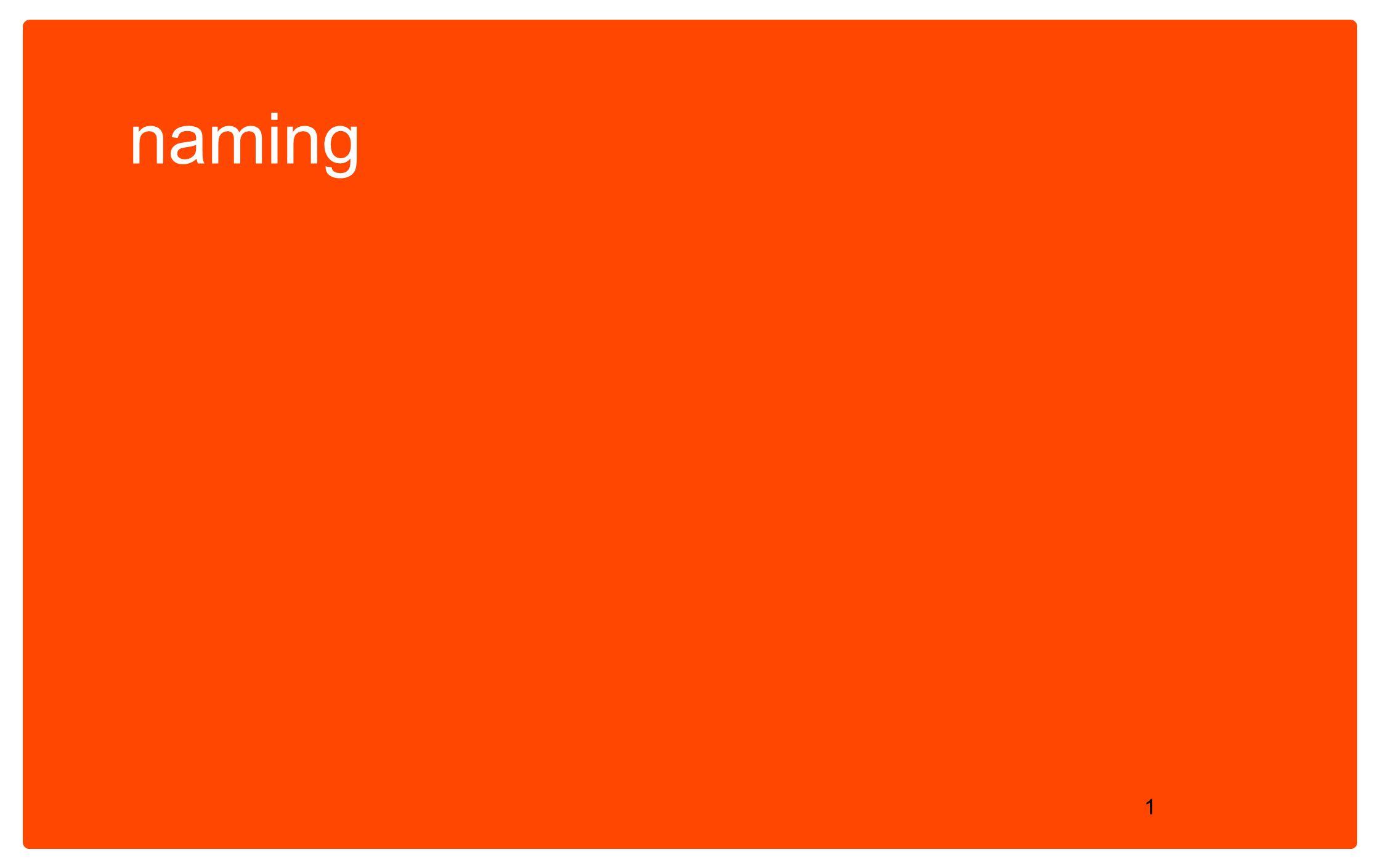 2 Alguns recursos utilizados na construção de namings técnicas e classificações Abreviação: FedEx Acrônimos: Varig Aliteração: Intel Inside Arbitrário: Apple Combinação: Nutrasweet Composição: PageMaker Descritivo: Volkswagen Fundadores: Disneyland Origem/Geográfica: Choc.