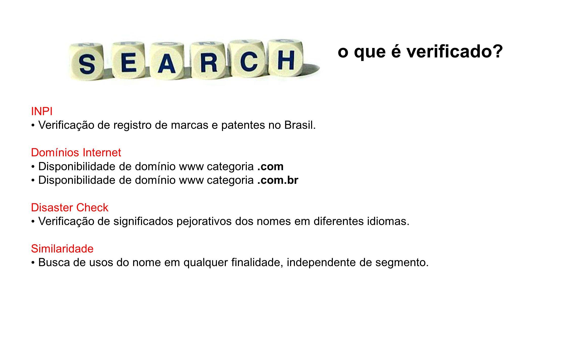 NomeINPI.br.com.edu Proposta 1 Proposta n .