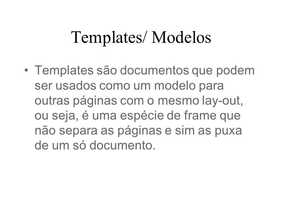Abra um novo arquivo no Dreamweave e construa as tabelas, como no modelo abaixo, utilizando-se da opção Layout View.