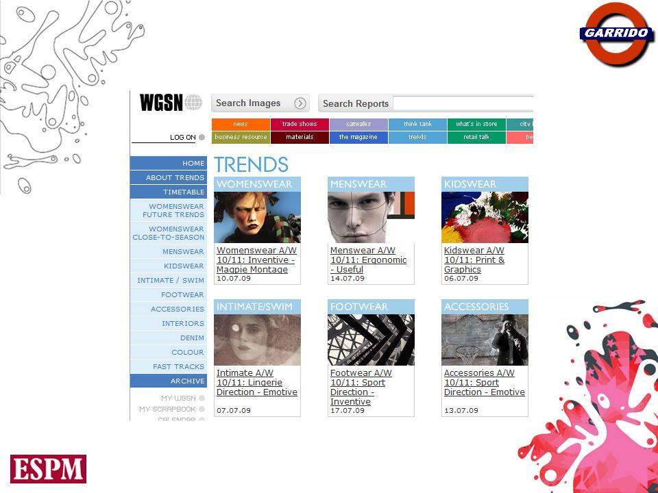 Outono-inverno 2010 Influências: o universo das artes e da arquitetura: construtivismo russo, art decó, modernismo, minimalismo, arquitetura desconstrutivista, esculturas, dobraduras, referências de anos 90s.