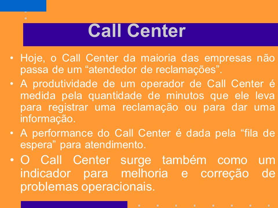 O que é um Call Center…? Como funciona sua estrutura tecnológica…?