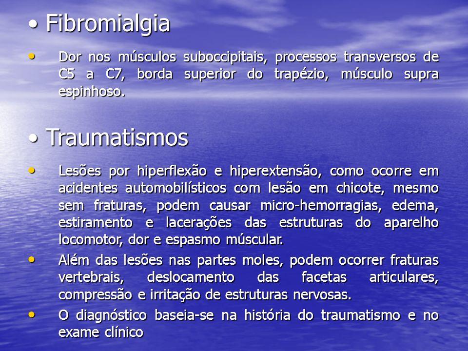 Disfunções Intervertebrais Disfunções Intervertebrais São decorrentes da degeneração do disco intervertebral, fenômeno decorrente do avanço da idade ou de traumatismos que reduzem a capacidade amortecedora discal e causa sobrecarga do corpo vertebral e facetas articulares.