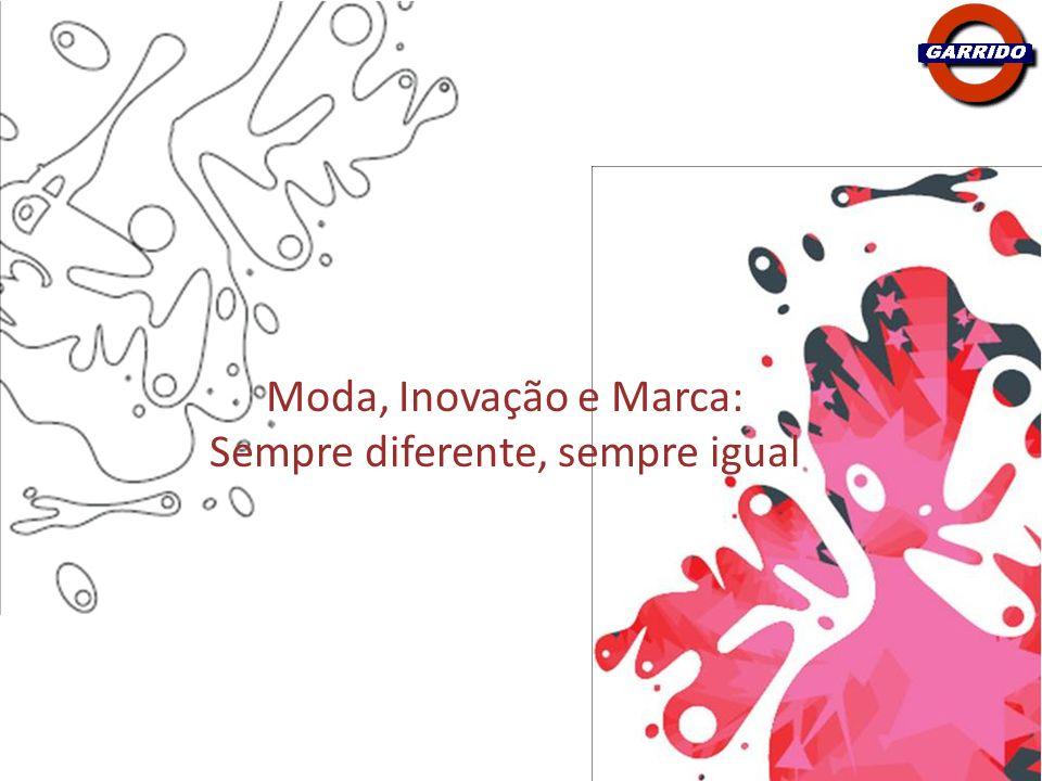 Moda, Inovação e Marca: Sempre diferente, sempre igual