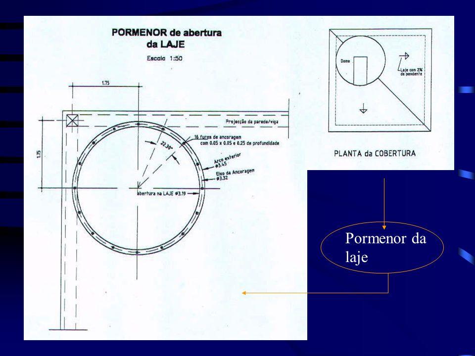 Pormenor de ancoragem da cúpula