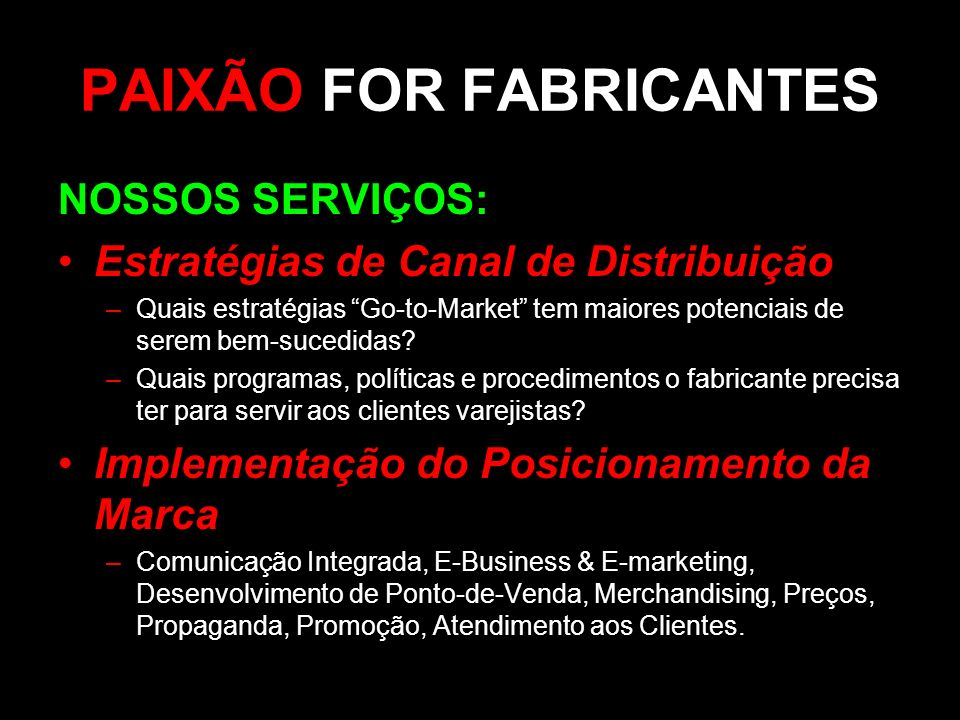 AS RESPONSABILIDADES DO VENDEDOR...Ser CONSULTOR.