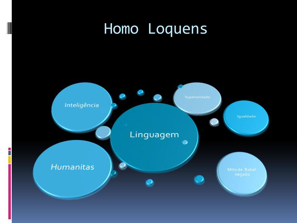 Homo Loquens