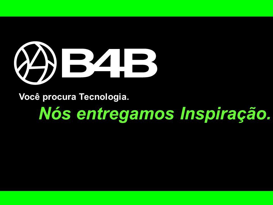 Você procura Tecnologia. Nós entregamos Inspiração.