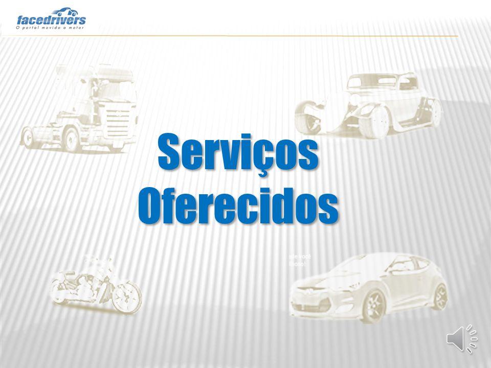 Serviços Oferecidos Serviços Oferecidos