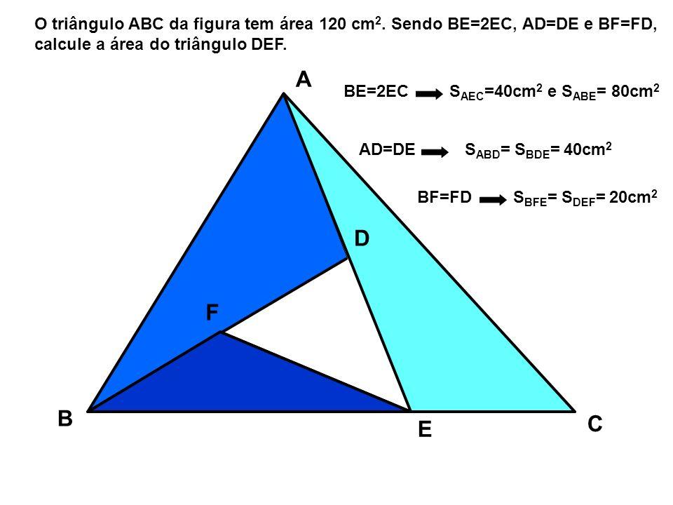 A B C MAMA MCMC MBMB a a b b c c 2a + c = 2b +c a = b 2a + b = 2c +b a = c assim: a = b = c