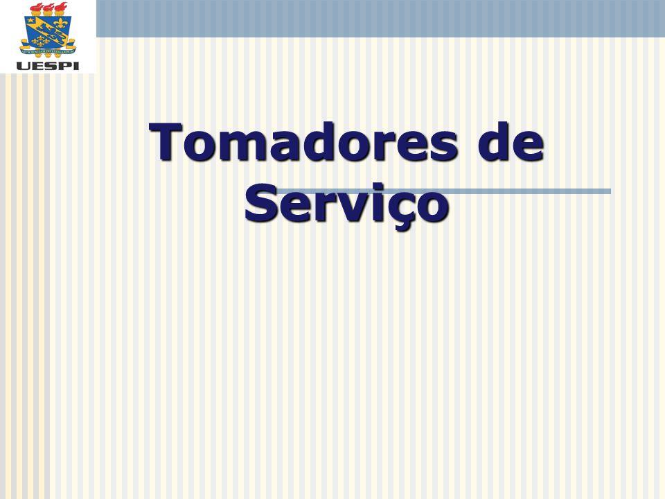 Tomadores de Serviço