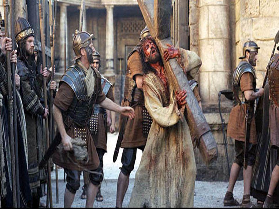 Tudo isso sem mencionar a humilhação que passou depois de ter carregado sua própria cruz por quase dois quilômetros, enquanto a multidão cuspia em seu