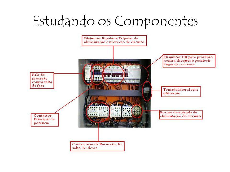 Observações técnicas quanto ao funcionamento do circuito Obs1: Verifique todos os cabos do circuito antes de ligar o equipamento, para ter certeza de que nenhuma conexão esteja fora do lugar.