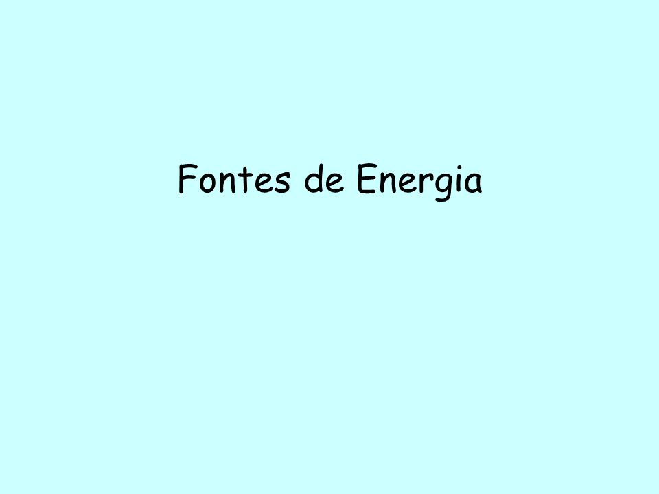 Engenharia Ambiental 18 Óleo Vegetal Em alguns estados brasileiros, principalmente na região Amazônica, verifica-se também a importância de varias plantas para produção de óleo vegetal, que pode ser queimado em caldeiras e motores de combustão interna, para geração de energia elétrica e atendimento de comunidades isoladas do sistema elétrico.