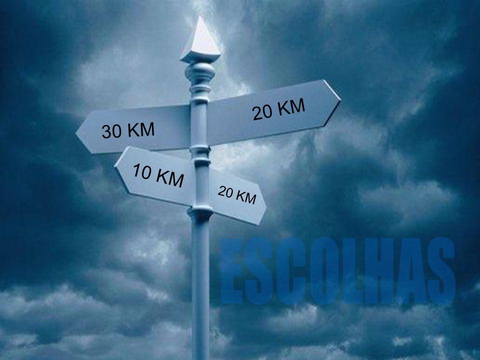 20 KM 30 KM 10 KM 20 KM