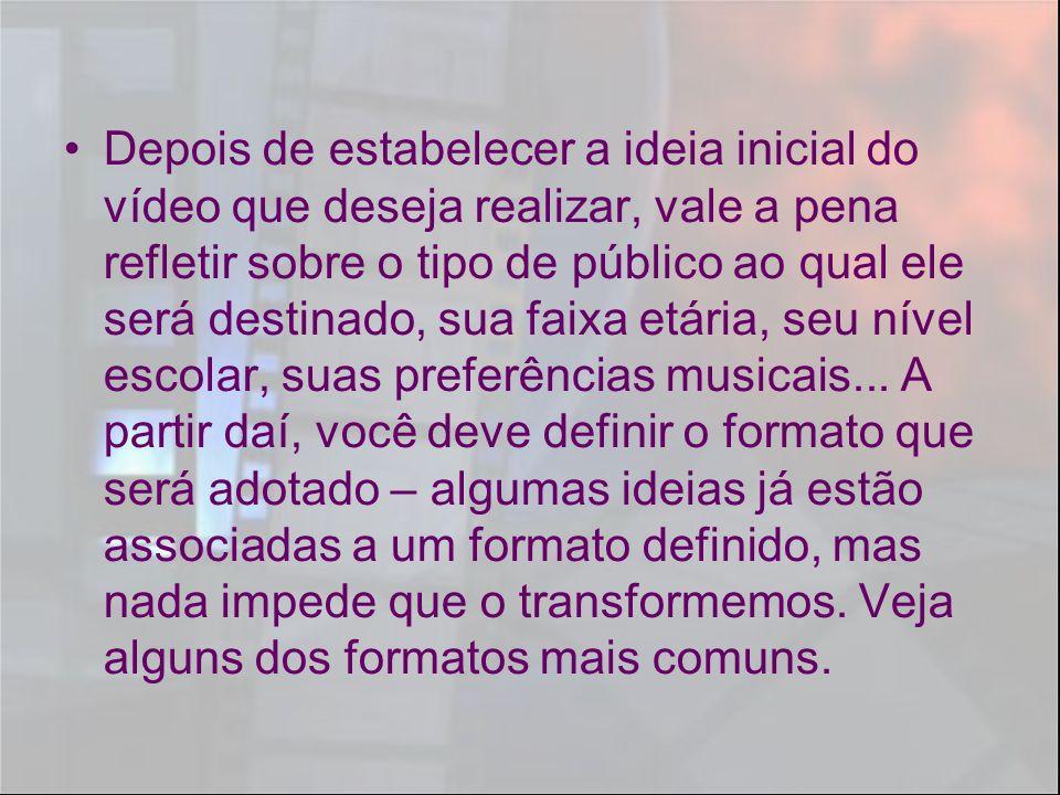 OPERADOR OPERADOR DE VT: Opera e carrega o videoteipe.