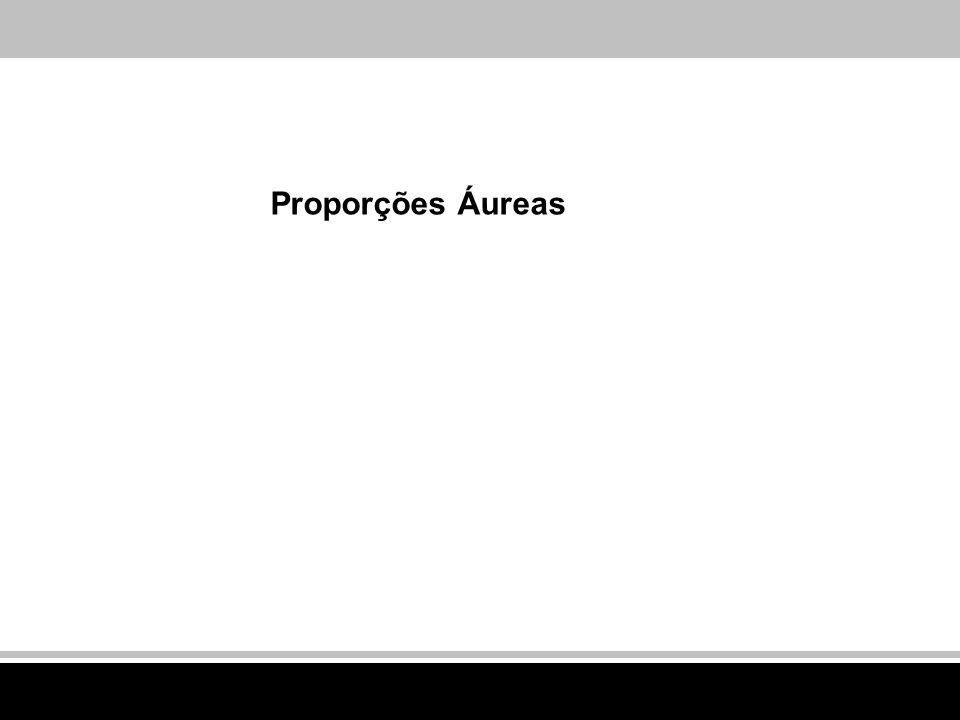 Proporções Áureas