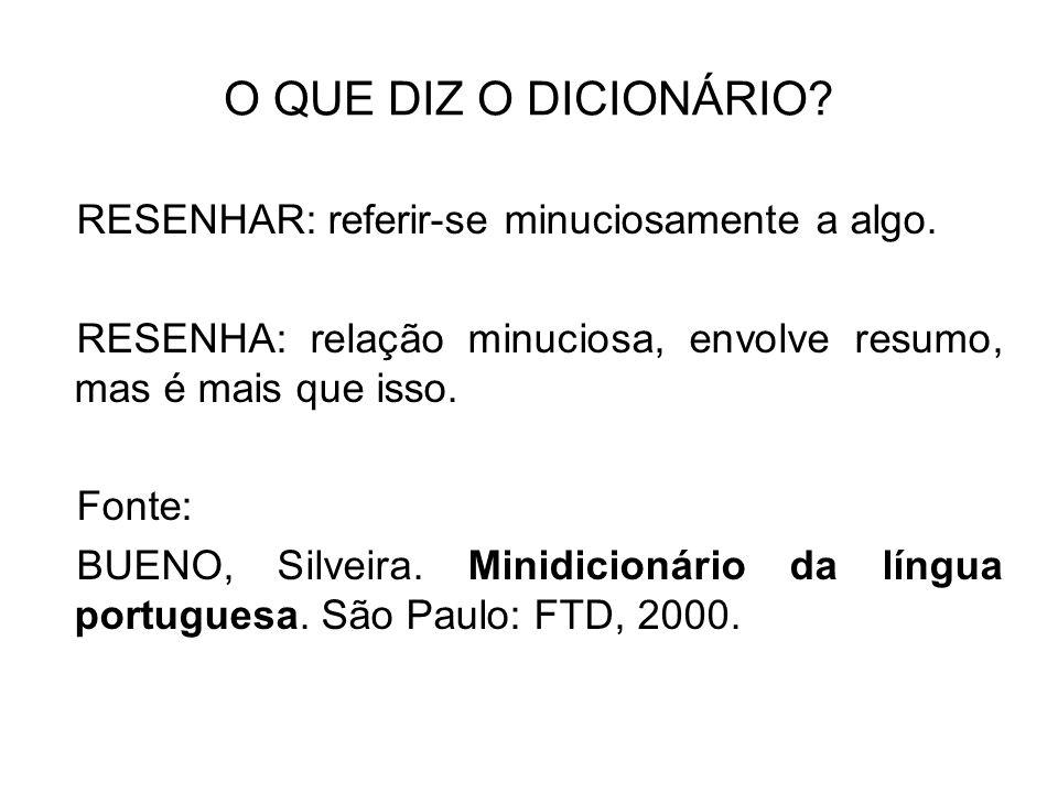 EXEMPLO DE RESENHA CRÍTICA LIVRO NO UNIVERSO DAS IDÉIAS (Alethea Muniz, da equipe Jornal Correio Braziliense, 17 de maio de 2001).