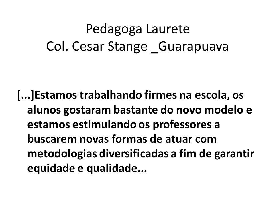 Profª.Francislea Col.