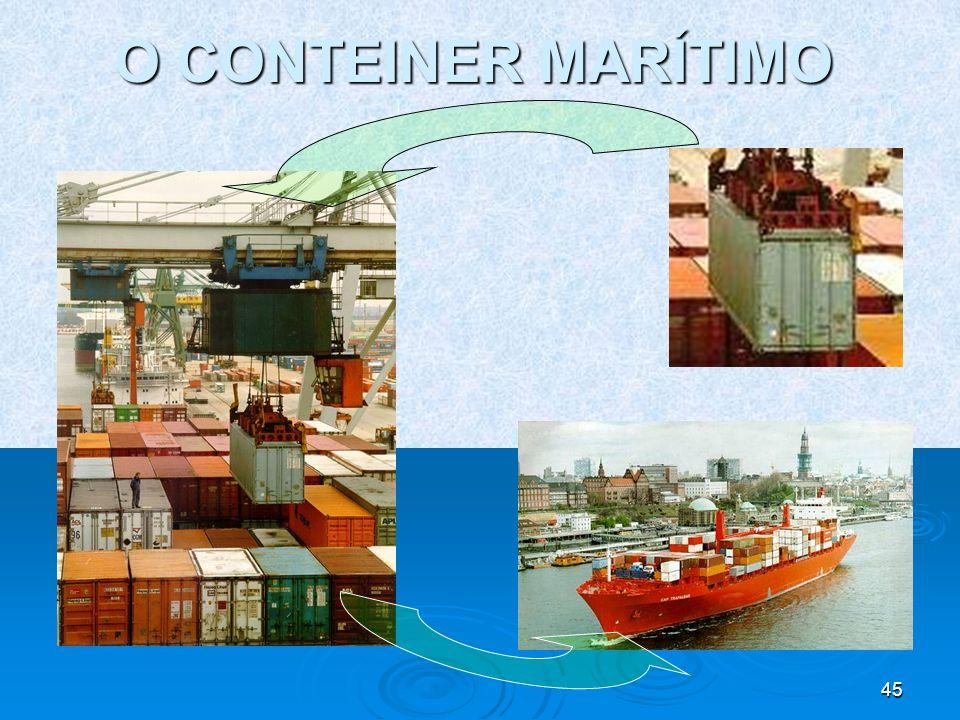 CICLO BÁSICO DO CONTAINE R FCL POR VIAGEM Transportado sté o importador (Opcional) Entregue vazio ao exportador Transportado até o porto de embarque D