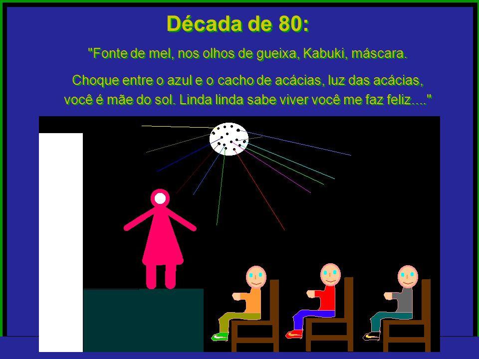 trajano@nicnet.com.br Década de 80: Ele telefona para ela e deixa rolar um: