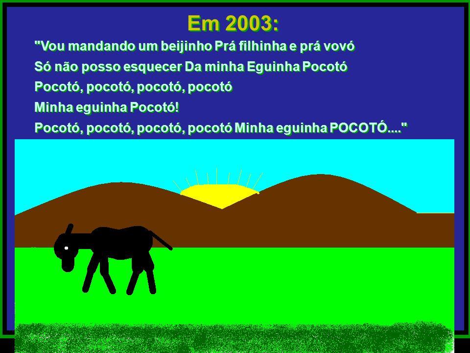 trajano@nicnet.com.br Em 2003: Ele oferece uma música no baile: Em 2003: Ele oferece uma música no baile: