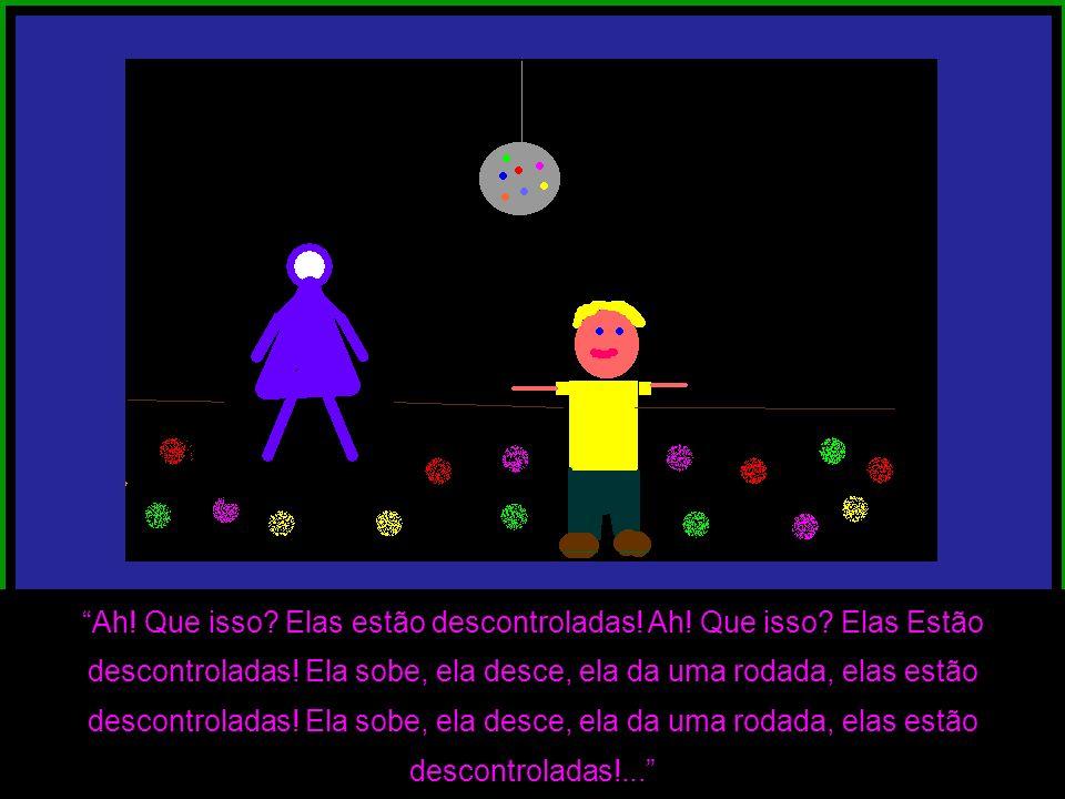 trajano@nicnet.com.br Ele a chama para dançar no meio da pista Em 2004
