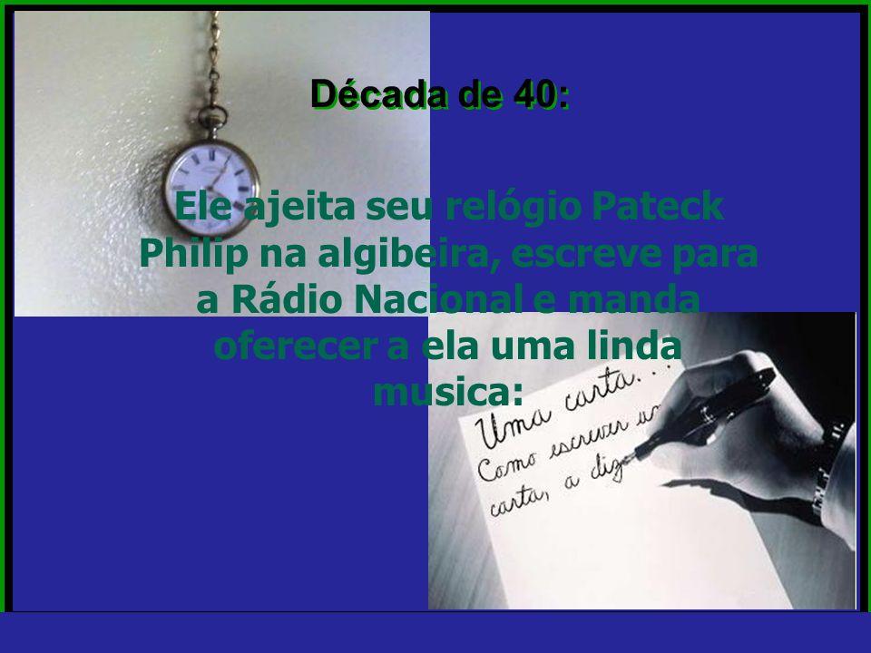trajano@nicnet.com.br Década de 30: