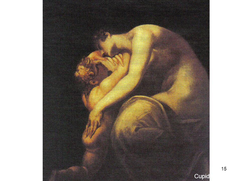 15 Cupido e Psiquê