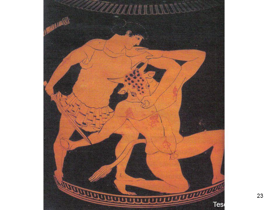 23 Teseu e o Minotauro